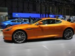 2012 Aston Martin Virage live photos