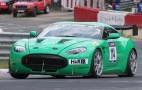 Aston Martin V12 Zagato Makes Race Debut At The Nurburgring