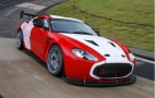 Aston Martin V12 Zagato Gears Up For Nurburgring 24 Hours Race