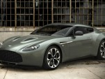 Road-going Aston Martin V12 Zagato