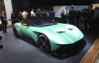 Aston Martin Vulcan Is A V-12-Powered, Limited Edition Track Car: Live Photos & Video