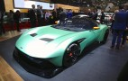 Aston Martin Vulcan To Make North American Debut At 2015 New York Auto Show