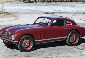1949 Aston Martin DB Mk II, copyright and courtesy of Gooding & Company, photo by Mathieu Heurtault