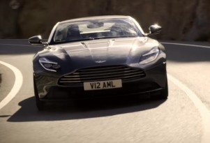 Aston Martin teaming up with Tom Brady