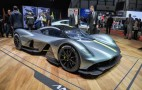 Aston Martin Valkyrie seats will be custom tailored for each buyer