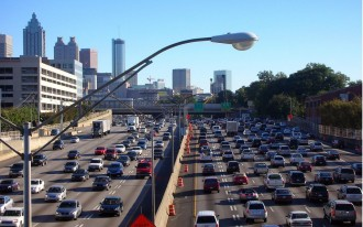 The Ten Worst U.S. Cities For Traffic Congestion
