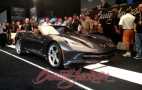 Rick Hendrick Buys First 2014 Corvette Stingray Convertible For $1 Million