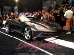 Auction of first 2014 Chevy Corvette Stingray Convertible - Image: Barrett-Jackson