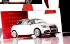 2010 Geneva Motor Show: 2011 Audi A1 And A1 e-tron Live Photos
