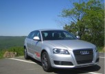 Audi A3 TDI clean diesel - European model