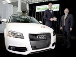 L.A. Auto Show: 2010 Audi A3 TDI Earns Green Car Of The Year
