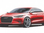Audi A3 Sedan Concept
