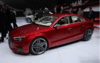 Audi A3 Sedan U.S.-Bound...If It's Built