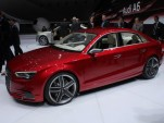 2011 Audi A3 Sedan Concept live photos