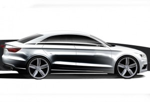 Redesigned Audi A3 Getting New Sedan Model, Six Different Power Sources