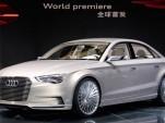 Audi A3 e-tron Concept Packs Plug-In Hybrid Drivetrain