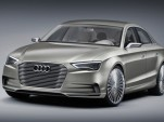 2011 Audi A3 Sedan e-tron Concept