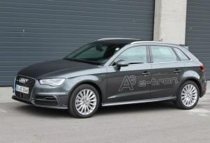 2016 Audi A3 e-tron: First Drive