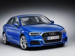 Updated Audi A3 (European spec)