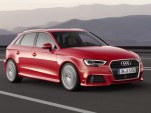 Updated Audi A3 Sportback (European spec)