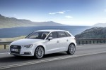 2017 Audi A3 e-tron Sportback remains sole A3 with hatch body