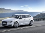 Updated Audi A3 e-tron Sportback (European spec)