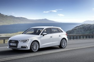 2017 Audi A3 e-tron Sportback