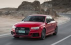 2018 Audi RS 3 priced from $55,875
