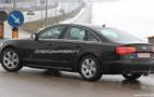 Spy Shots: Audi A6 Hybrid