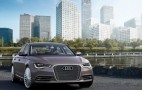 Audi Unveils A6 L e-tron Plug-in Hybrid: 2012 Beijing Auto Show