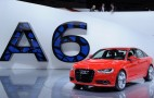2011 Detroit Auto Show: 2012 Audi A6 Live Photos