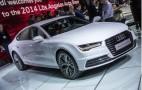 Audi A7 h-tron quattro Fuel Cell Concept Debuts In L.A.