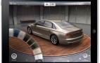 2010 Los Angeles Auto Show: Audi Debuts 'Audi A8 Experience' App For iPad