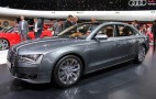 Audi A8 L W12 Exclusive Concept: 2011 Frankfurt Auto Show