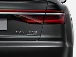 Audi's revised numerical naming scheme on Audi A8