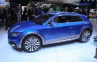 Audi Allroad Shooting Brake Concept Preview & Live Photos: 2014 Detroit Auto Show