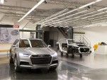 Audi Concept Design Studio in Munich, Germany