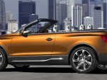 Audi Cross Cabriolet quattro concept