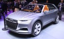 Audi Crosslane Concept, 2012 Paris Auto Show