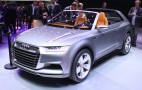 Audi Crosslane Concept Live Photos: 2012 Paris Auto Show