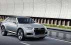 Audi Q2 Previewed By Crosslane Concept: 2012 Paris Auto Show