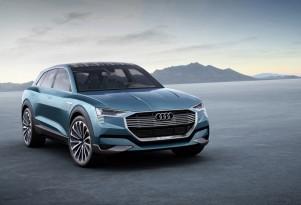 Audi Q6 e-Tron Quattro Electric Car Production Site In 2018 Chosen