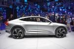 Audi e-tron Sportback Concept: full electic-car details, photos from Shanghai auto show