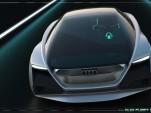 Audi fleet shuttle quattro for 'Ender's Game' movie