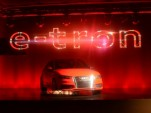 Audi future lab tron-experience at Berlin Tempelhof