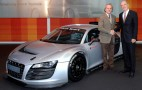 Audi starts delivery of R8 LMS race car