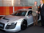Audi GT3 R8 LMS customer race car