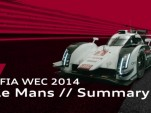 Audi highlights its struggles to win the 2014 Hours of Le Mans