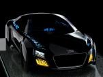 Audi lighting concept
