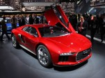 Audi Nanuk Quattro Concept  -  2013 Frankfurt Auto Show